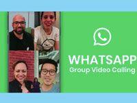 групповой звонок в whatsapp