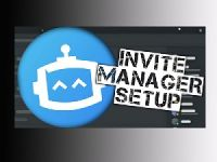 Invite Manager bot Discord