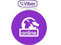 Viber онлайн