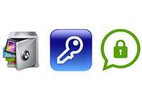пароль на WhatsApp