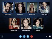 видеоконференция в Скайпе