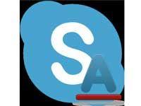 жирный шрифт и цветные буквы в Скайпе