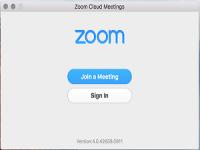 скачать Zoom на ноутбук